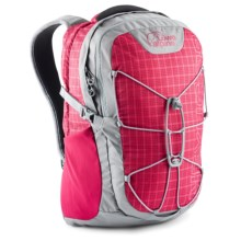 Lowe Alpine Nexus 28L Backpack in Sangria Check/Mid Gray - Closeouts