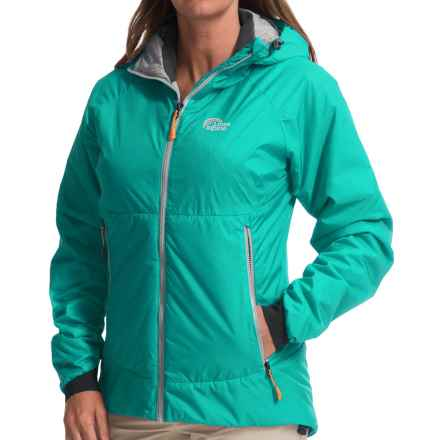 Lowe Alpine Northern Lights Jacket - Insulated (For Women) in Persioan/Dark Slate - Closeouts