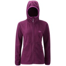 Lowe Alpine Odyssey Fleece Jacket (For Women) in Eggplant - Closeouts