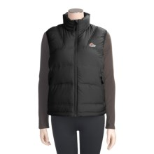 Lowe Alpine Polar Down Vest - 650 Fill Power (For Women) in Black - Closeouts