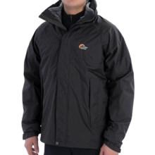 Lowe Alpine Sequoia Jacket - Waterproof, 3-in-1 (For Men) in Black/Slate - Closeouts
