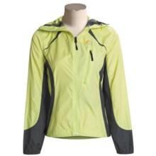 Lowe Alpine Speedy Jacket - Lightweight (For Women) in Lime/Gunmetal - Closeouts