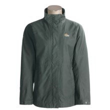 Lowe Alpine Stone Jacket - Waterproof Triplepoint® (For Women) in Slate - Closeouts