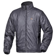 Lowe Alpine Thermo Jacket - Insulated (For Men) in Gunmetal - Closeouts