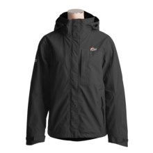 Lowe Alpine Tour Gore-Tex® Jacket - Waterproof (For Women) in Black/Black - Closeouts