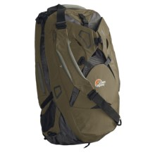 Lowe Alpine Travel Trekker II ND60 Backpack - Internal Frame (For Women) in Bark/Truffle - Overstock