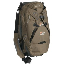 Lowe Alpine Travel Trekker Pro ND 60+16 Backpack - Internal Frame (For Women) in Bark/Truffle - Closeouts