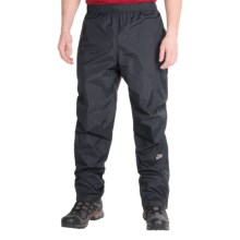 Lowe Alpine Triplepoint® Trekking Pants - Waterproof (For Men) in Black - Closeouts
