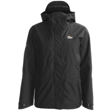 Lowe Alpine Wilderness Gore-Tex® Jacket - Waterproof (For Women) in Black/Black - Closeouts