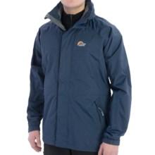 Lowe Alpine Wind River Jacket - Waterproof (For Men) in Ink - Closeouts