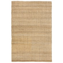 "LR Resources Holden Area Rug - 5'x7'9"", Jute in Natural - Closeouts"