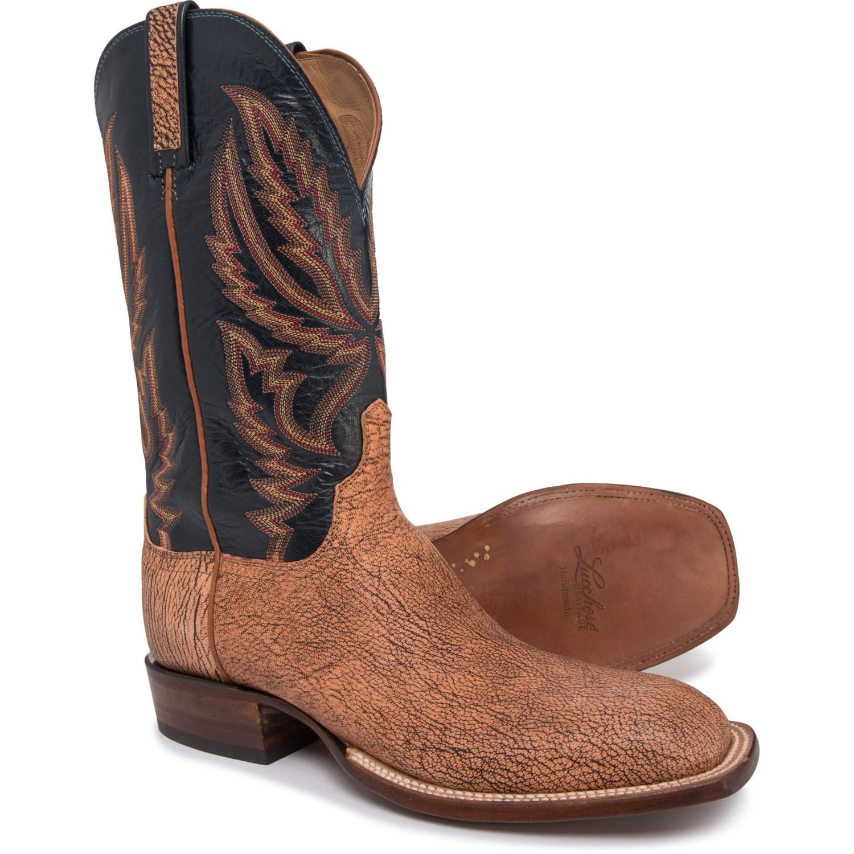 fe50766e10e Lucchese Archer Cowboy Boots (For Men)