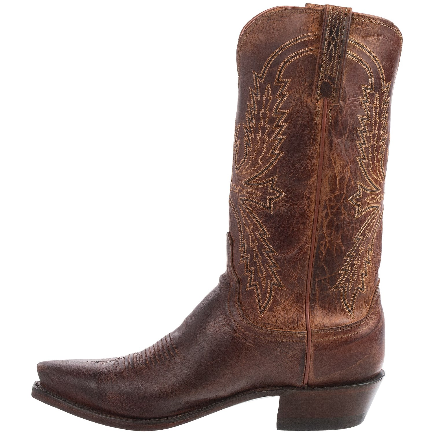 lucchese mad cowboy boots for