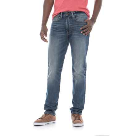 Lucky Brand 121 Heritage Slim Jeans - Straight Leg (For Men) in Eastvale - Closeouts