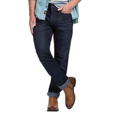 Lucky Brand 121 Heritage Slim Jeans - Straight Leg (For Men) in La Puente - Closeouts