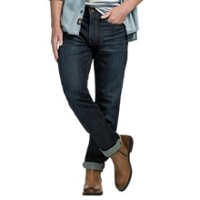Lucky Brand 121 Heritage Slim Jeans - Straight Leg (For Men) in Occidental - Closeouts