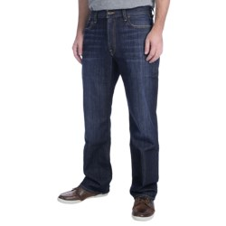 Lucky Brand 181 Relaxed Straight Jeans (For Men) in Ol Lipservice