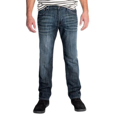Lucky Brand 221 Original Jeans - Straight Leg (For Men) in Alhambra