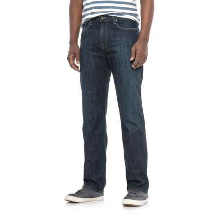 Lucky Brand 329 Classic Fit Jeans - Straight Leg (For Men) in Murrell - Closeouts