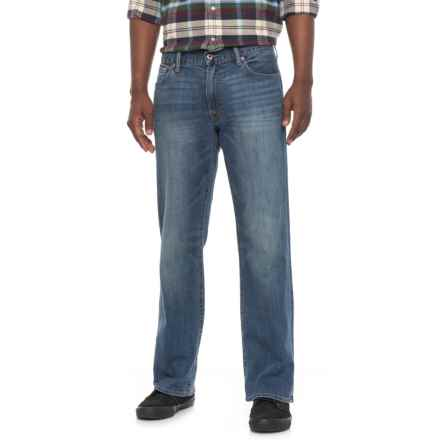 Lucky Brand 361 Vintage Jeans - Straight Leg (For Men) in Arched Rock - Closeouts