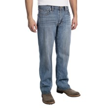 Lucky Brand 361 Vintage Jeans - Straight Leg (For Men) in Caswell - Closeouts