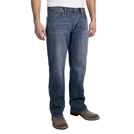 Lucky Brand 361 Vintage Jeans - Straight Leg (For Men) in Chicago