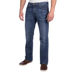 Lucky Brand 361 Vintage Jeans - Straight Leg (For Men) in Hot Spring