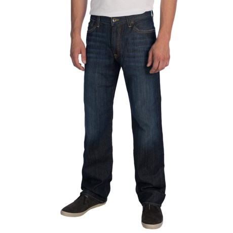 Lucky Brand 361 Vintage Jeans - Straight Leg (For Men) in Lipservice