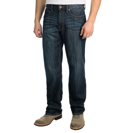 Lucky Brand 361 Vintage Jeans - Straight Leg (For Men) in Riddle