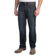 Lucky Brand 361 Vintage Jeans - Straight Leg (For Men) in Seraphinite - Closeouts