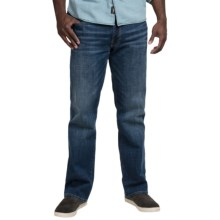 Lucky Brand 361 Vintage Jeans - Straight Leg, Low Rise (For Men) in Greenfields - Closeouts