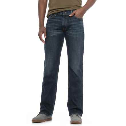 Lucky Brand 361 Vintage Straight Jeans (For Men) in Shallow Pond - Closeouts