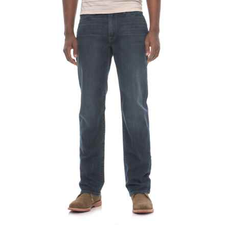 Lucky Brand 363 Vintage Jeans - Straight Leg (For Men) in Waller Dark - Closeouts