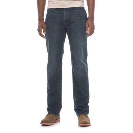 Lucky Brand 363 Vintage Jeans - Straight Leg (For Men) in Waller Dark