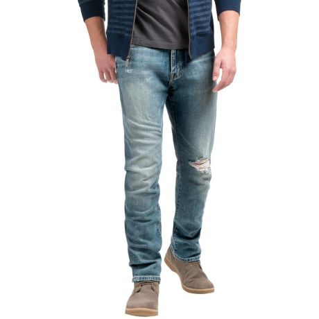 Lucky Brand 410 Athletic Fit Mid-Rise Jeans (For Men) in Pleasant Hill