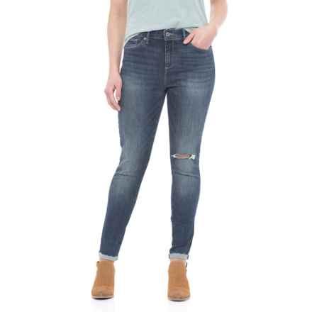 Lucky Brand Ava Leggings (For Women) in Vaquero - Closeouts