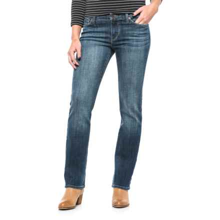 Lucky Brand Brooke Bootcut Jeans (For Women) in Tanzanite - Closeouts