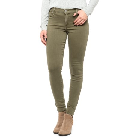 Lucky Brand Brooke Skinny Jeans (For Women) in Mojave Valley