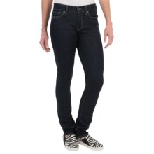 Lucky Brand Brooke Straight-Leg Jeans - Mid Rise (For Women) in Newcastle - Closeouts