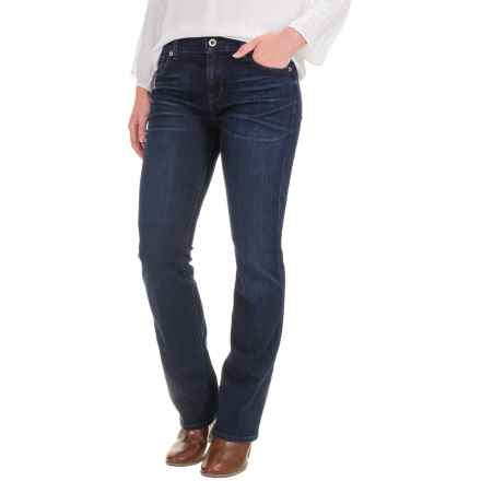 Lucky Brand Brooke Stretch Jeans - Mid Rise, Bootcut (For Women) in Serpantine - Closeouts