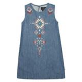 Lucky Brand Cali Denim Dress - Sleeveless (For Big Girls)