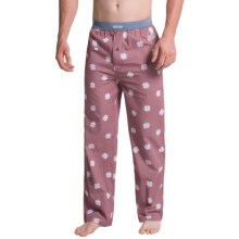 Lucky Brand Core Lounge Pants (For Men) in Rose - Closeouts
