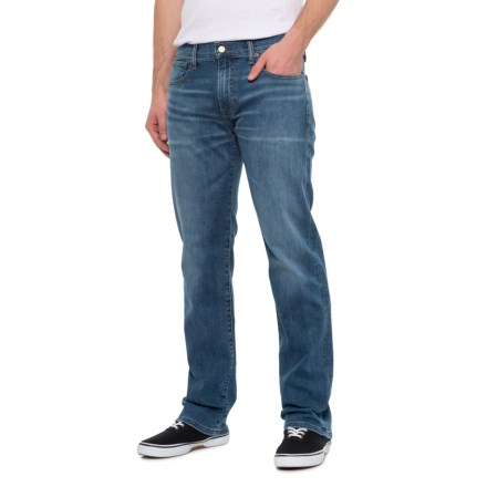 890a8db89fe96 Lucky Brand Crescent 221 Original Straight Jeans (For Men) in Crescent -  Closeouts