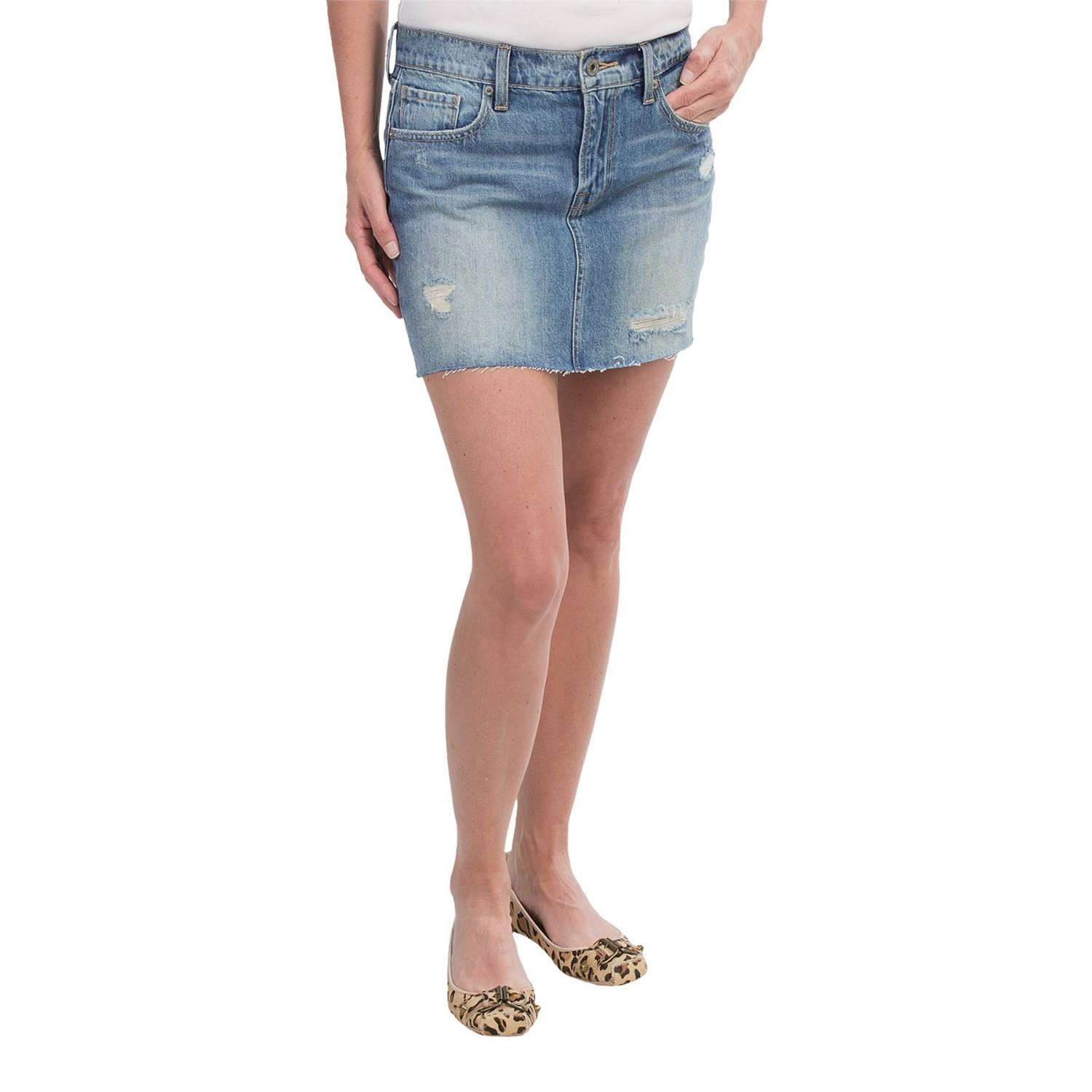 lucky brand denim mini skirt for 9045v