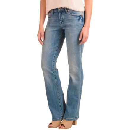 Lucky Brand Easy Rider Jeans - Mid Rise, Bootcut (For Women) in Danville - Closeouts