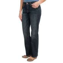 Lucky Brand Easy Rider Jeans - Relaxed Fit, Mid Rise (For Women) in Applestone - Closeouts