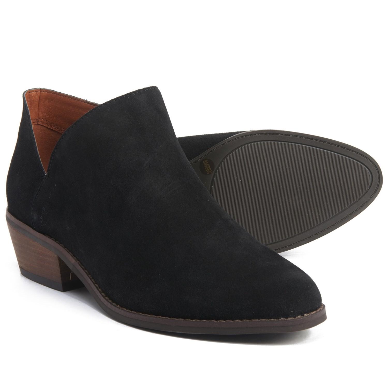 lucky brand booties sale