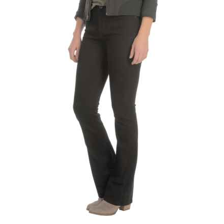 Lucky Brand Hayden Jeans - Bootcut (For Women) in Black Amber - Closeouts