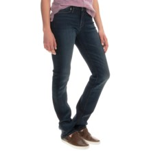 Lucky Brand Hayden Jeans - Straight Leg (For Women) in Branbury - Closeouts