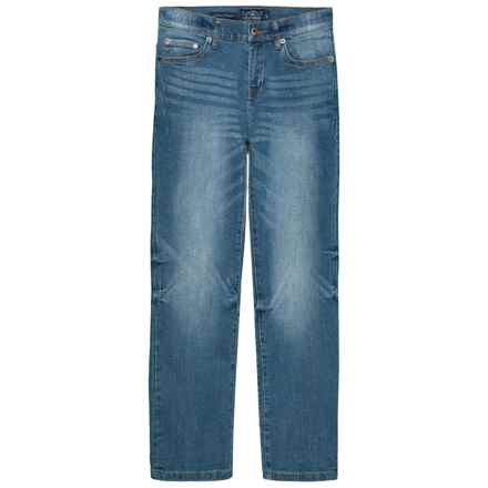 Lucky Brand Light Blue Classic Straight-Leg Jeans (For Big Boys) in Eastvale - Closeouts